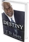 DESTINY: Step Into Your Purpose Book