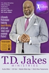 NIV Live T.D. Jakes Ministries Audio Bible and Mobile App